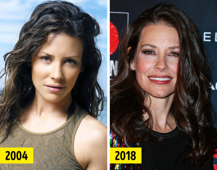 What Celebrities Of 90's And 00's Look Like Now