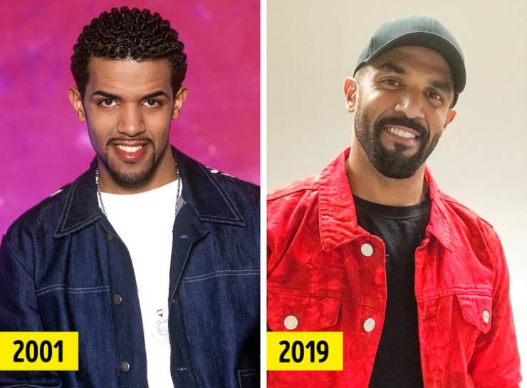 A 90-es évek és a 00-as évek hírességei milyenek