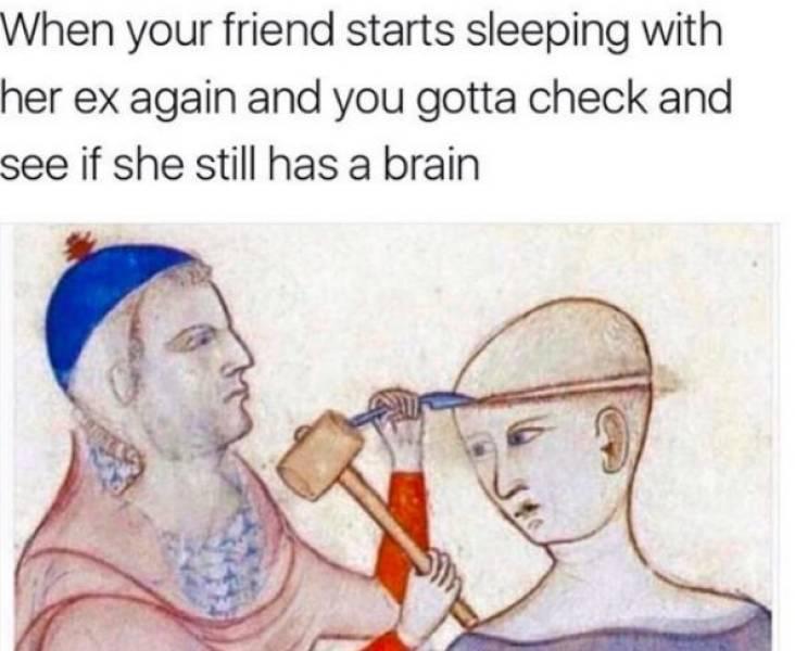 Ex Memes Are Never In The Past (32 pics) - Izismile com