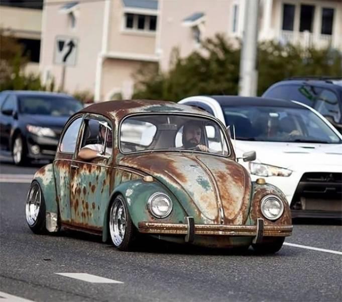 It's Not Rust – It's Style!