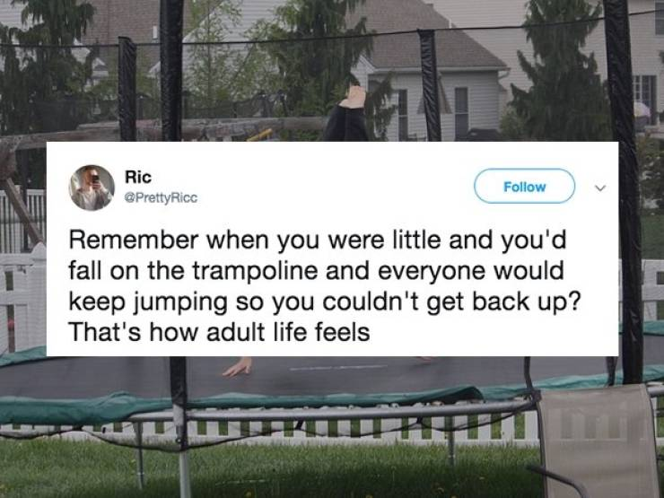 Hilarious Tweets That Capture The Adulthood Struggle