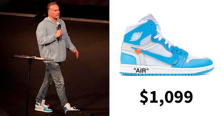 Instagram Page Calls Out Celebrity Preachers Wearing Expensive Sneakers