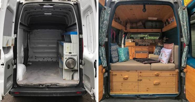 How To Make A Mobile House Out Of Your Van