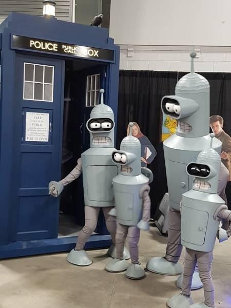 Ottawa Comic Con Was An Eventful One