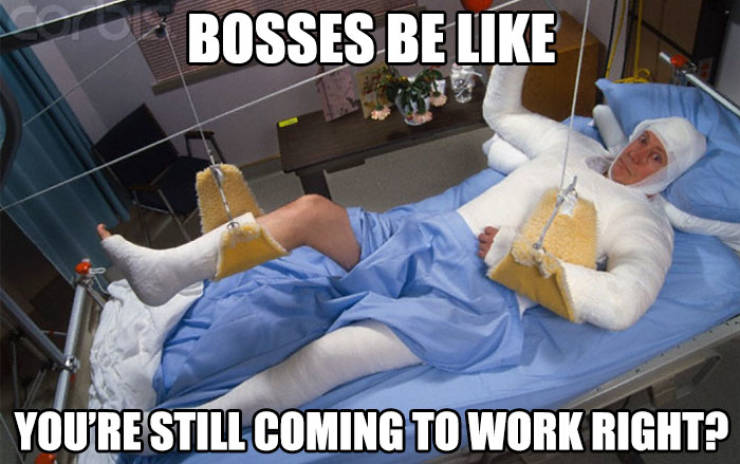 Submit To These Boss Memes!