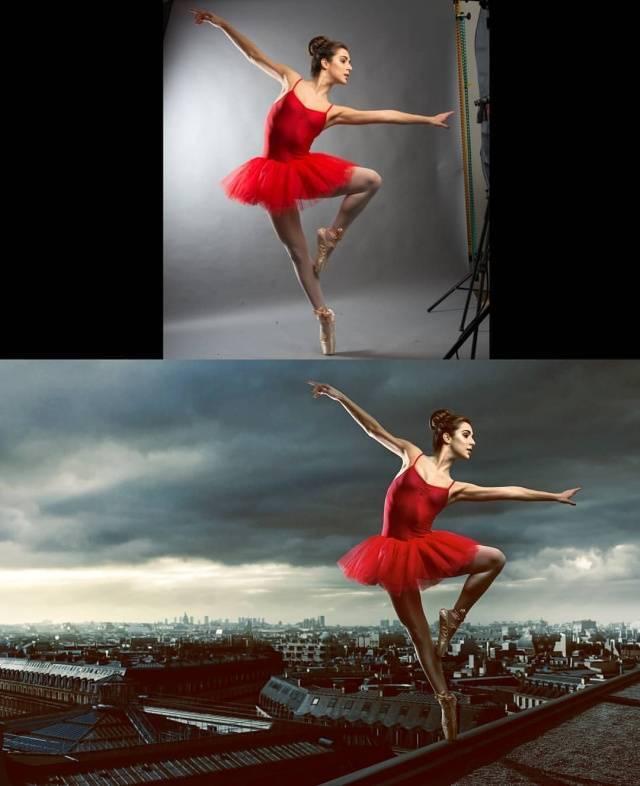 The Secrets Of Photoshop Magic