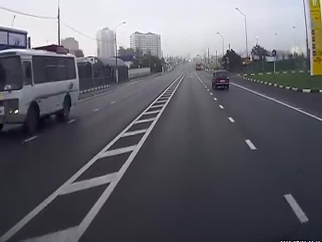 Brake Check Is Not An Innocent Joke…