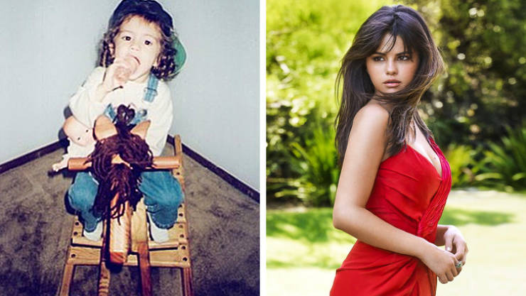 Kid Versions Of Celebs Are Adorable
