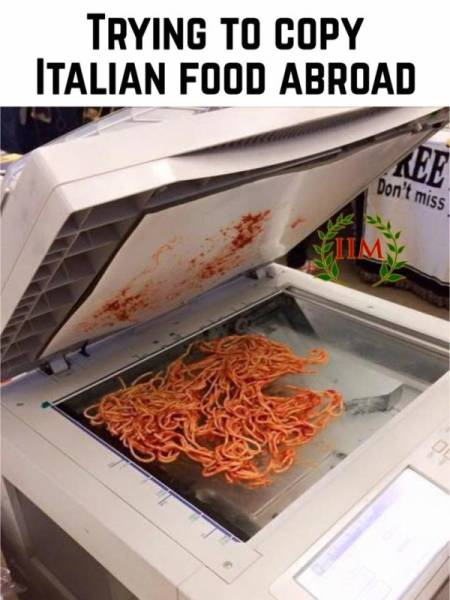 Delicious And Very Impulsive Italian Memes