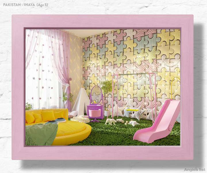 What If Kids Could Design Their Own Bedrooms…