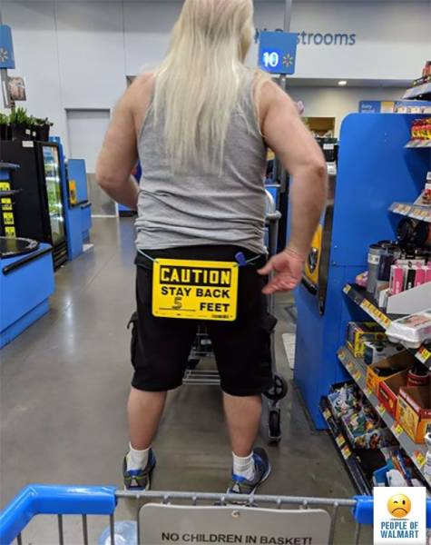 There Is A Special Fashion Style In The US: The Walmart Style