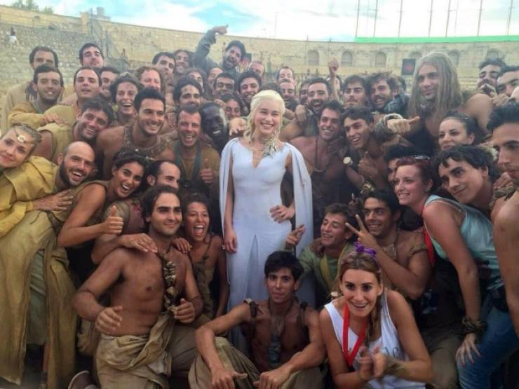 "What's Happening Behind The Scenes Of ""Game Of Thrones"""