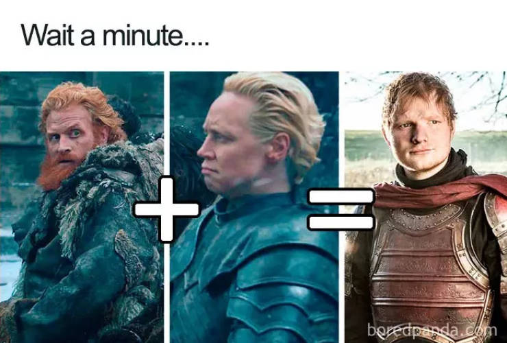 "Without A Doubt, Tormund And Brienne Are Currently The Main Characters Of ""Game Of Thrones"""