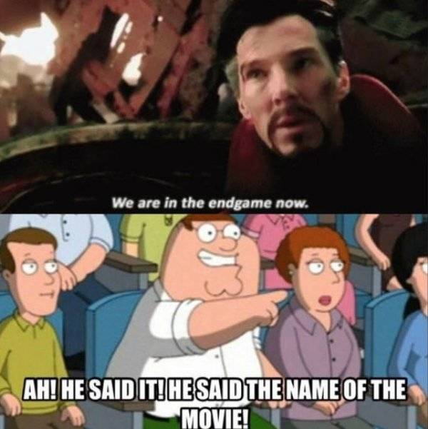 end the game with these avengers memes  61 pics