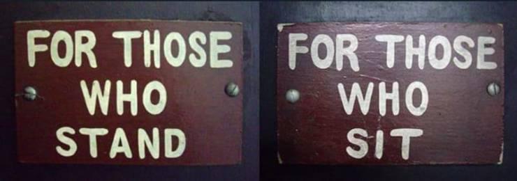 Are Creative Bathroom Signs Really That Funny 15 Pics Izismile Com