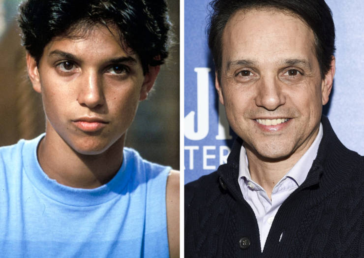 Child Celebrities Grow Up As Well