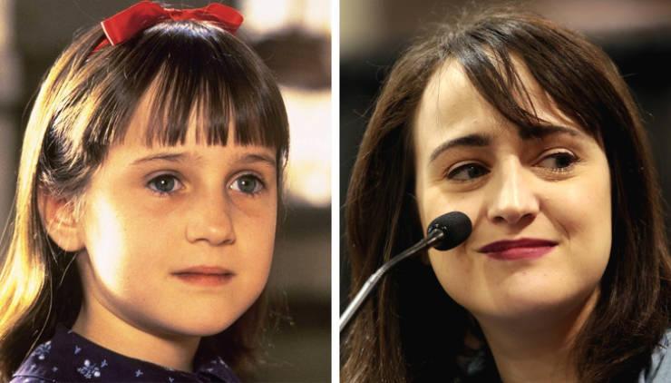 Gyermek hírességek nőnek fel