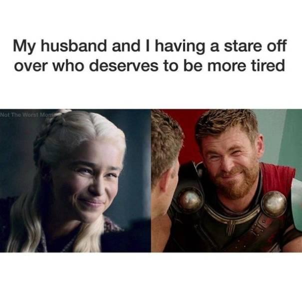 Married Life… What A Joke