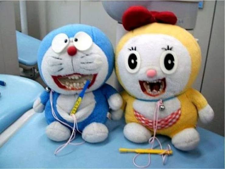 These Educational Dentist Toys Are The Stuff Of Nightmares