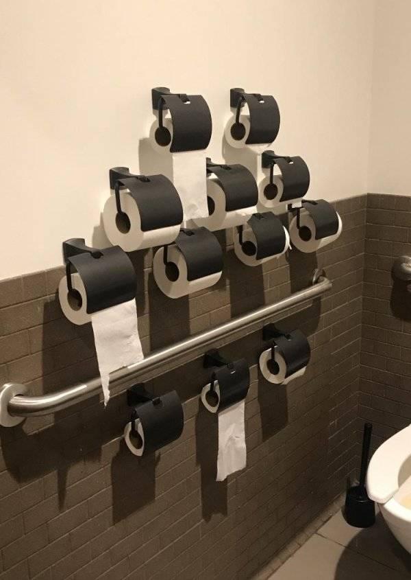 Toilet Humor… Literally