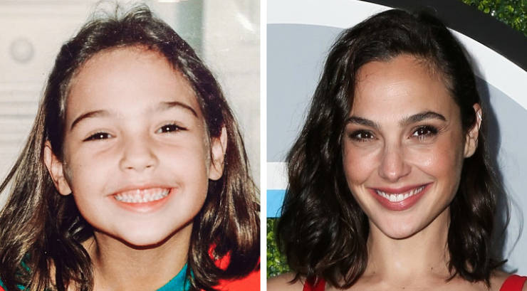 Celebs And Their Incredibly Adorable Childhood Photos