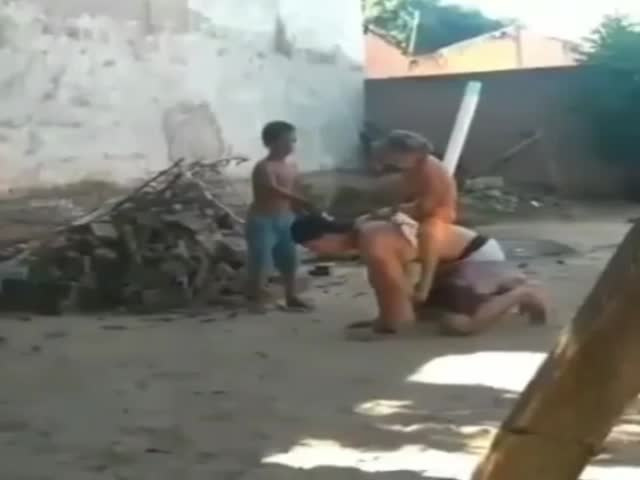 Father Makes Childhood Absolutely Unforgettable