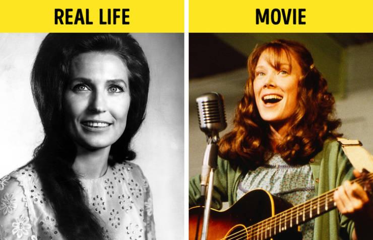 Azok a színészek, akik a legjobb módon játszottak híres embereket