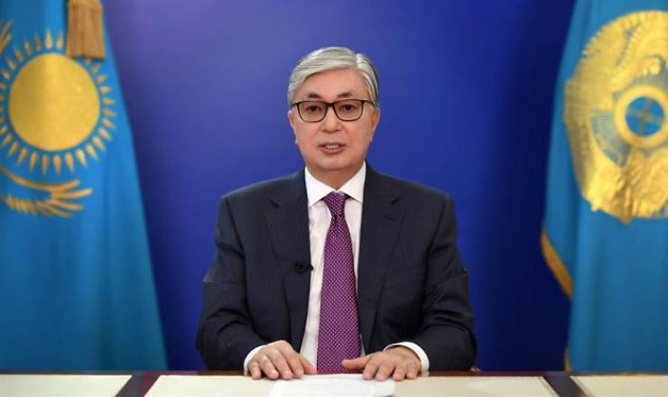 """Kazakhstan's New Leader's Photos Are Getting """"Instagram Treatment"""", And It's Too Obvious"""