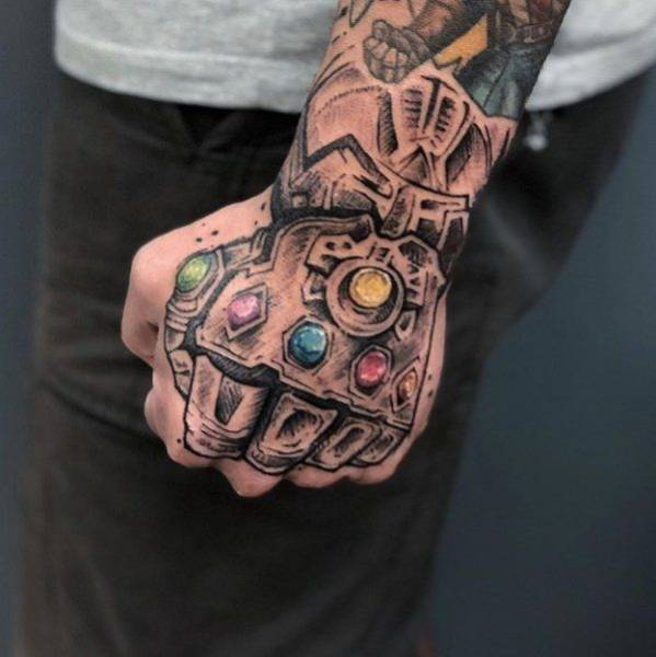 Movie-Inspired Tattoos Are Even More Awesome!
