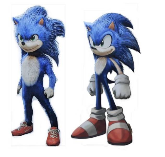Real Movie Trailer Avatar 2: Fans Force The Creators Of The New Sonic The Hedgehog