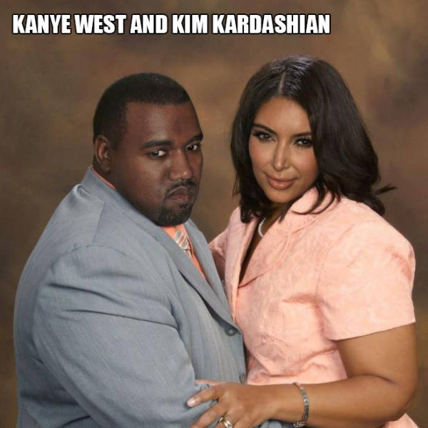 Celebrities In Parallel Universe: Without Money And Fame