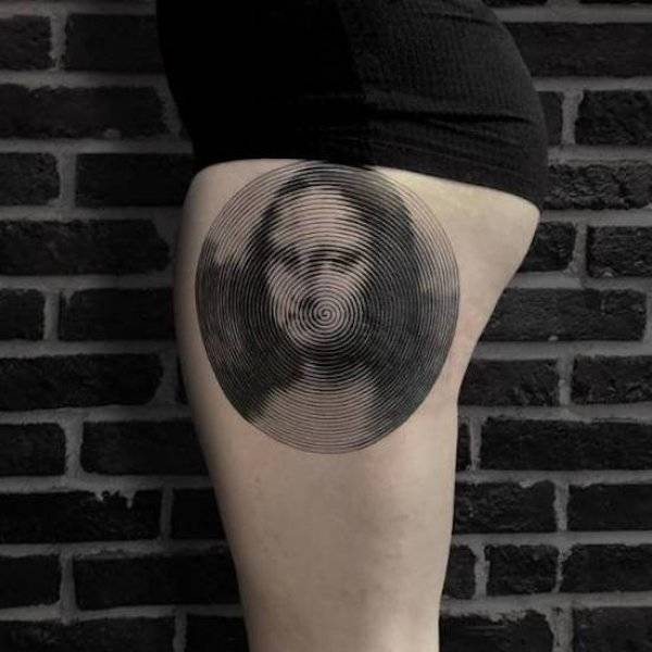 Tattoos Are The Masterpieces Of Modern Art