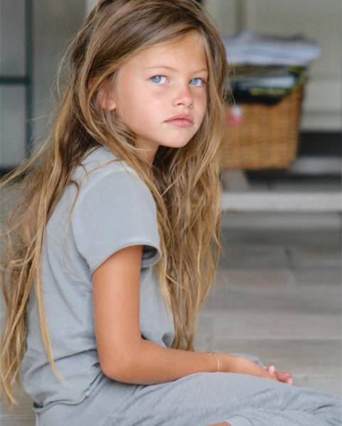 """""""The Most Beautiful Girl In The World"""", Thylane Blondeau, Is Now 18 Years Old"""