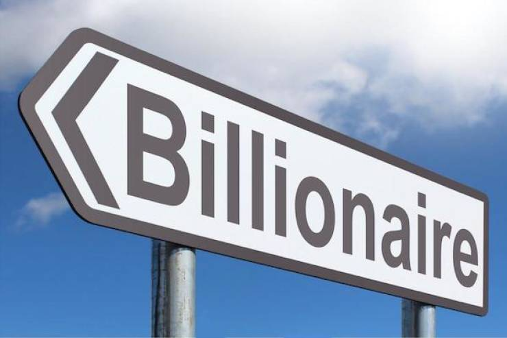 These Are The Countries With The Biggest Billionaire Population