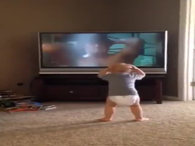 Sylvester Stallone In The Making