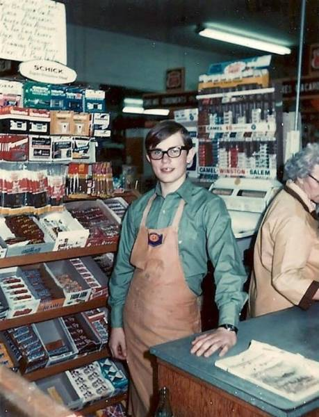 How US Stores Looked In The 60's