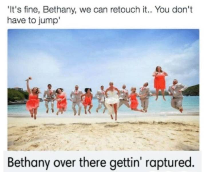Wow, These Wedding Party Memes Are Exhausting