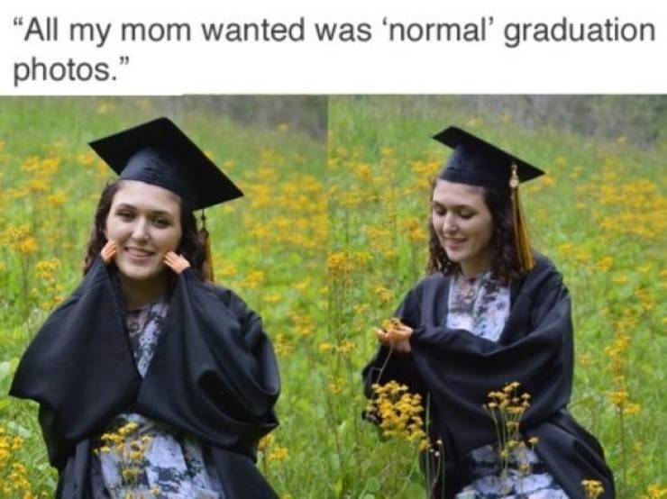 At Least Graduation Memes Have A Job (37 Pics)