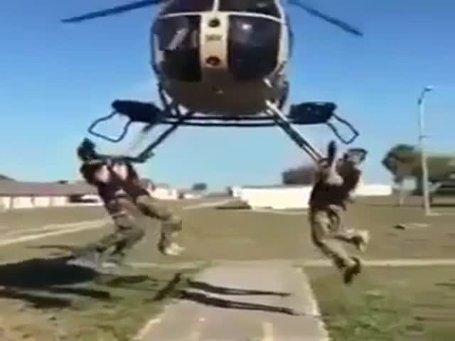 A Dose Of Military Brutality