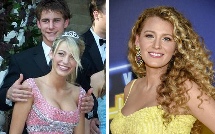 Prom Photos Of Our Favorite Celebrities