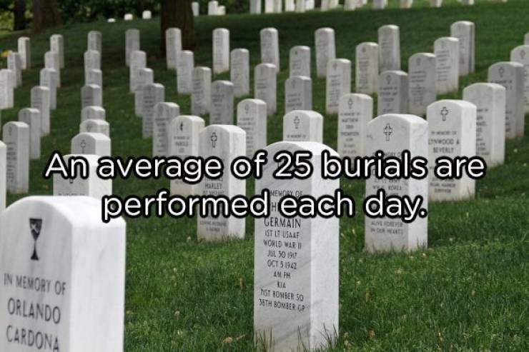 Some Interesting Things About Arlington Cemetery