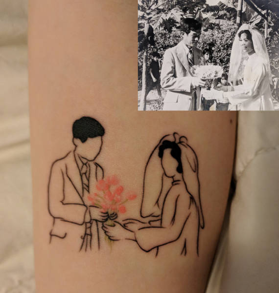 Tattoos Are Even Better When They Have Backstories