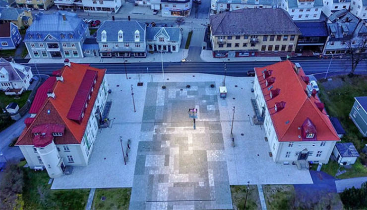 This Norwegian City Is One Of The Darkest On Earth, And Here's How They Solve The Problem Of Lack Of Sunlight