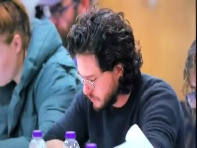 Jon Snow And The Script Of The Last Episode