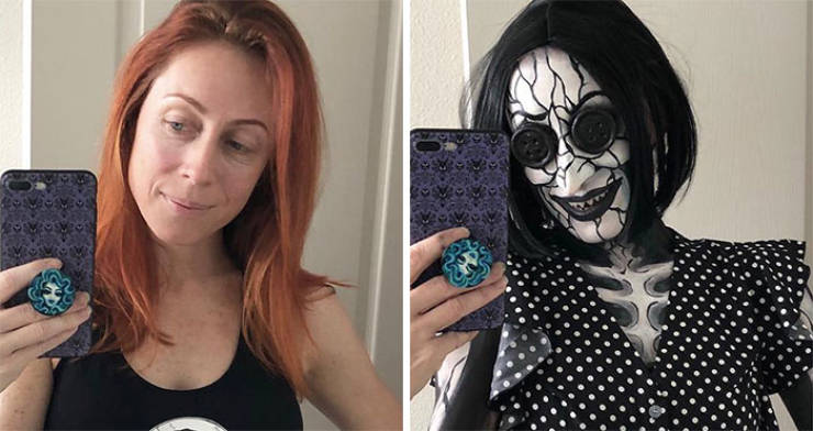 A Masterclass In Cosplay By Brenna Mazzoni