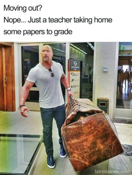 Teachers Will Need A Summer Vacation After These Memes