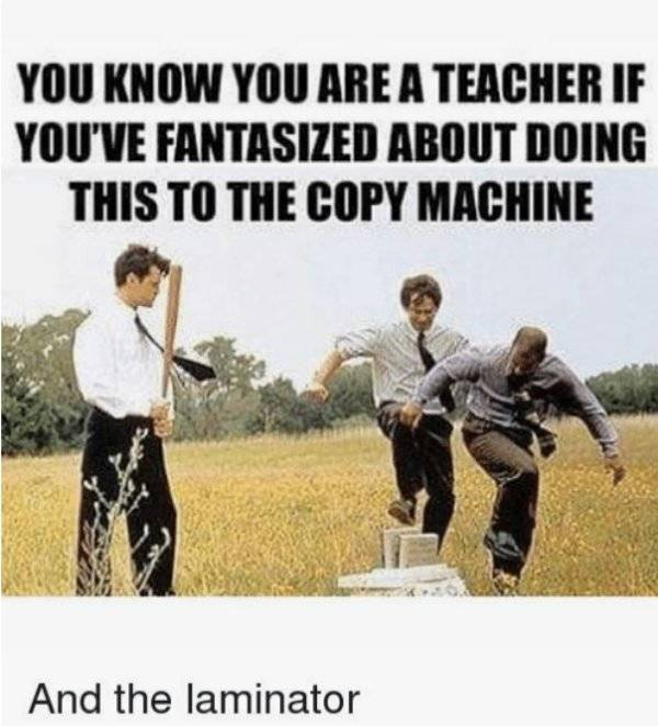 Teachers Will Need A Summer Vacation After These Memes (43
