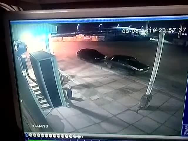 "His Car Was ""Mystically Stolen"""