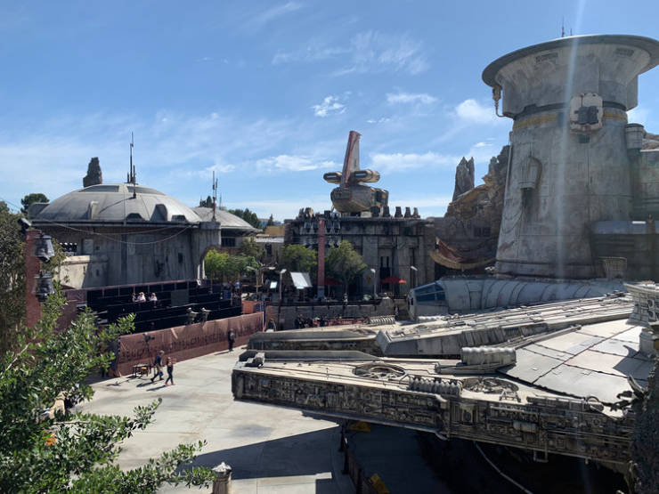 A First Look At Disneyland
