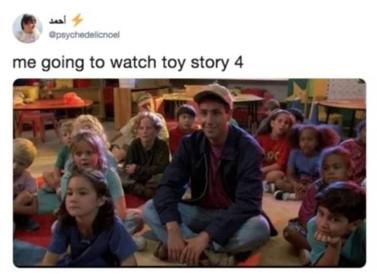 Grab Your Popcorn And Take A Look At These Movie Memes